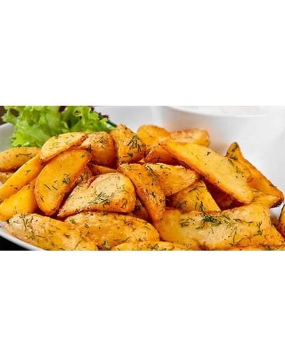 Картошка по сельки (большая)