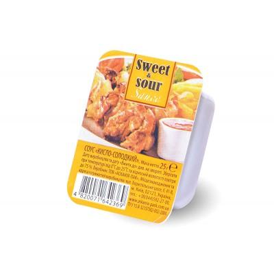 Соус для фри кисло-сладкий